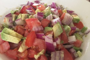 Sally's Avocado Salsa