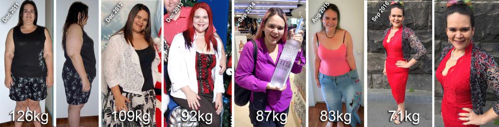 Progression Photos